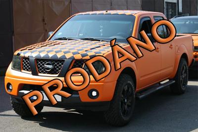 Nissan Navara 2,5Dci